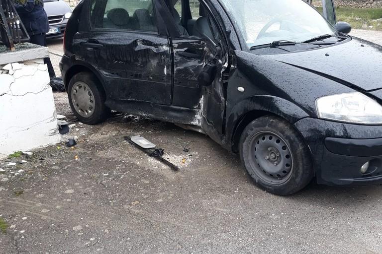 Grave incidente sulla Corato - Ruvo, ferito 44enne